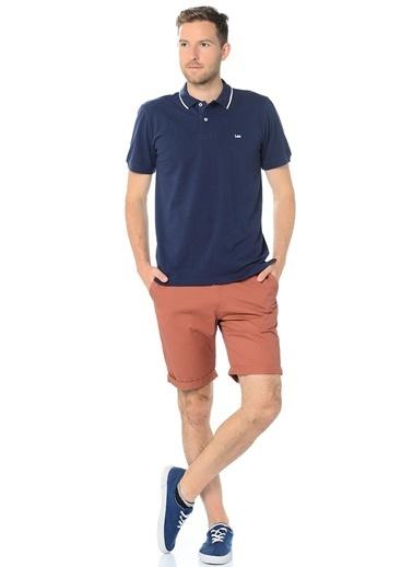 Polo Yakalı  Tişört-Lee